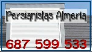 Reparación persianas en Almería