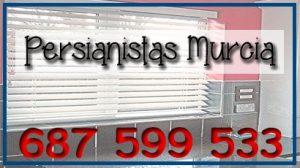 Arreglar persianas en Murcia