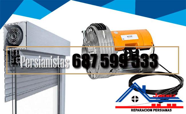 Reparación persianas eléctricas en Castellon