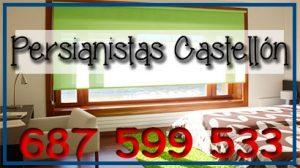 Reparación persianas en Castellon